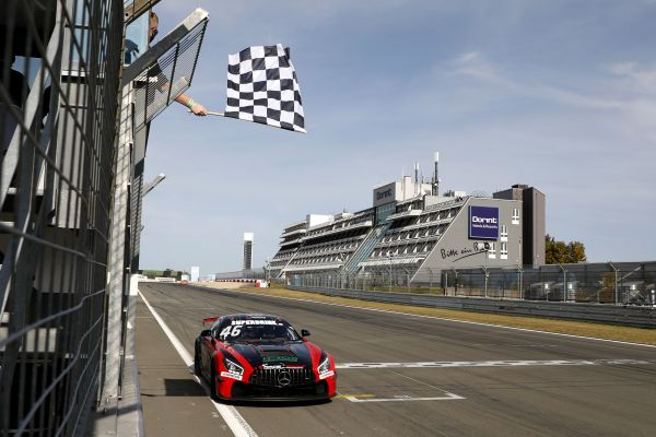 Heinemann scores sixth DTM Trophy win of the season - A major step towards the title
