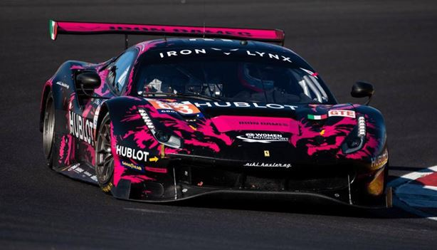 Already Champions in the MLC, Iron Lynx aims to the third place in ELMS with the Iron Dames