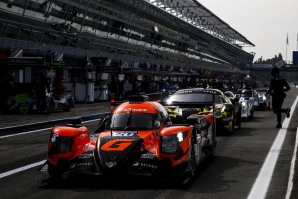 4 Hours of Monza ELMS Practice 1 result by class amended
