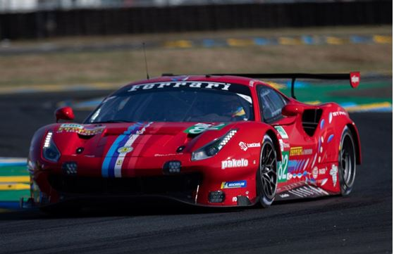 Risi Competizione 24h Le Mans Friday notes and quotes