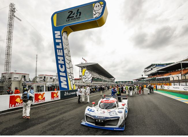 A successful 88th 24 Hours of Le Mans for MissionH24!