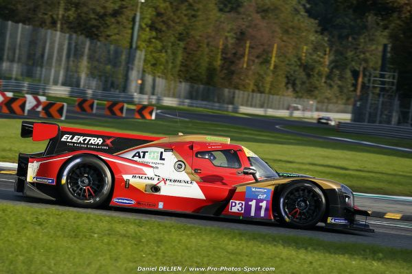 Strong recovery drive for Racing Experience at Monza