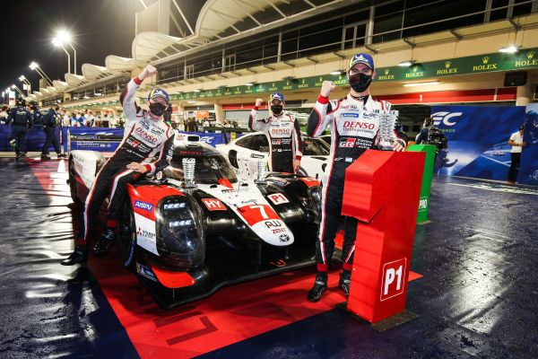 Toyota Gazoo Racing drivers quotes after 8h Bahrain