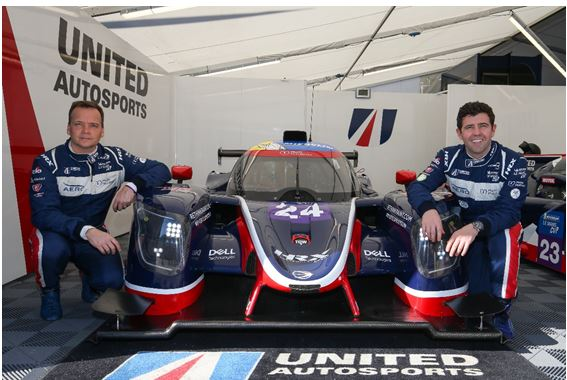 Daniel Schneider and Andy Meyrick to return to United Autosports for 2021 Michelin Le Mans Cup