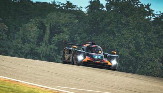 Max Verstappen and Jonas Wallmeier win for Redline in iRacing Petit Le Mans powered by VCO