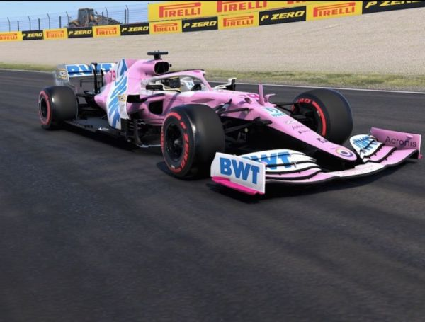 BWT Racing Point F1 Esports Pro Series round 2 review and quotes