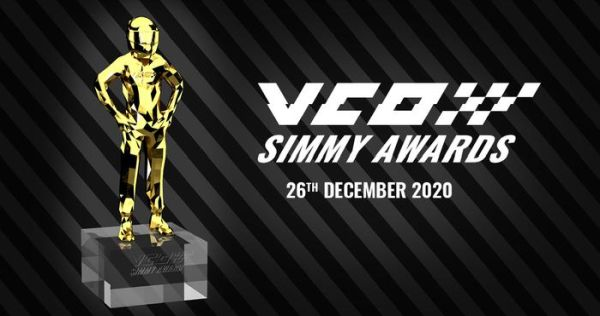 "Esports Racing at Christmas: VCO presents the inaugural ""Simmys"""