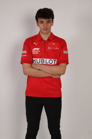 Sim driver Filip Presnajder is joining the FDA Hublot Esports Team - full F1 Esports calendar 2020