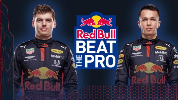 Red Bull Beat The Pro - Fans set to challenge Max and Alex in Suzuka Circuit online time trial