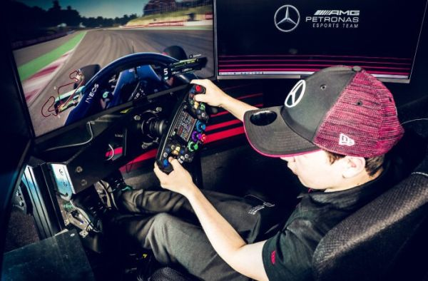 Mercedes AMG Petronas Esports Team event 3 review and quotes
