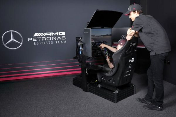 Mercedes-AMG Petronas Esports Team excited for the 2020 Formula 1 Esports Series