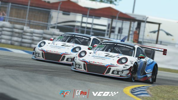 "VCO becomes new title partner of the ""RFactor 2 GT Pro Series powered by VCO"""