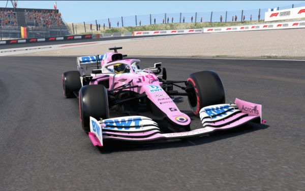 BWT Racing Point F1 Esports Team Aims to Bounce Back