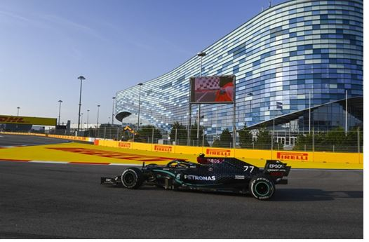Pirelli F1 Russian GP practices - Bottas and Mercedes dominate Friday in Sochi