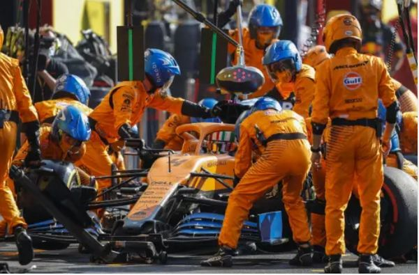 "McLaren F1 ""Having time to recharge after nine races in 11 weeks was needed but now ready to go again"""