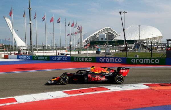 Aston Martin Red Bull Racing F1 Russian GP practices review -its going to be tough
