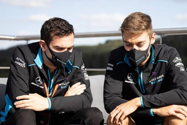 Williams F1 drivers looking fully motivated to Sochi