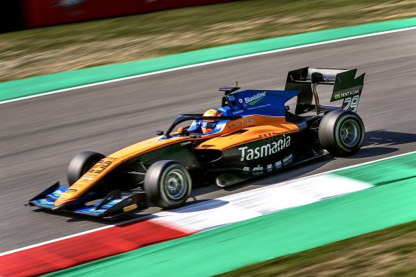 Campos Racing's Alex Peroni concludes strong FIA F3 season with Mugello recovery