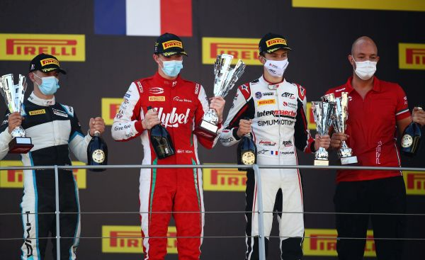 Vesti scores third F3 win, as title fight goes down to the wire
