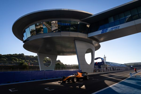 Campos Racing continues strong form in Jerez FIA Formula 3 tests