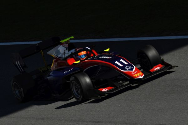 Novalak ends Barcelona FIA F3 post-season testing on top, ahead of Doohan in Trident one-two
