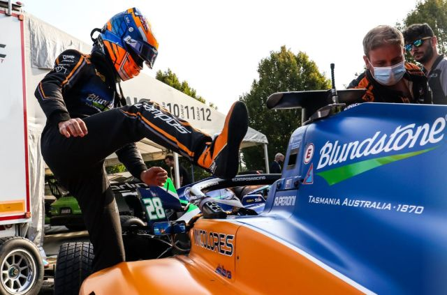 Campos Racing hopes to end FIA F3 season in style at Mugello circuit