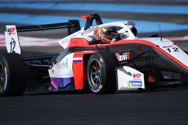 A learning weekend for Drivex at Paul Ricard