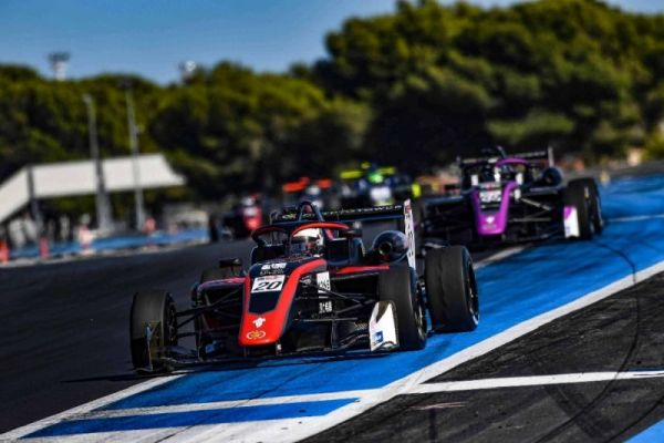 Euroformula Open Paul Ricard complete review - videos