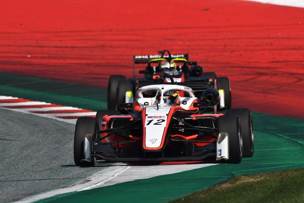 Drivex takes top-5 finish after frantic race in Spielberg