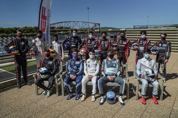 EuroFormula Red Bull Ring Entry list, time schedule and standings