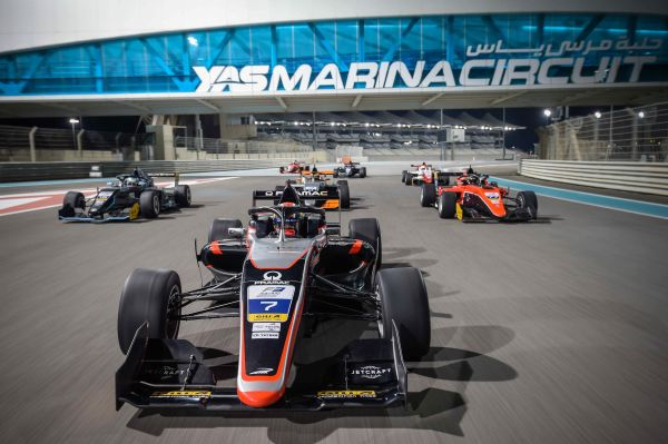 F3 Asian Championship announces plans for condensed UAE-based 2021 calendar