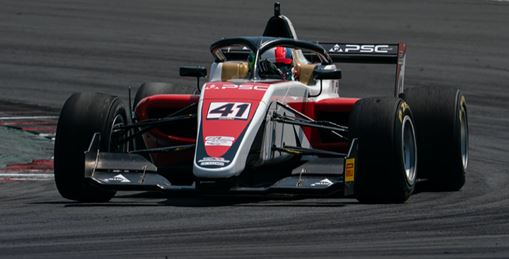 DR Formula and Emidio Pesce head to Austria for European Formula Regional round