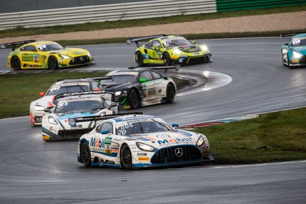 Win for Mercedes-AMG drivers Wishofer and Boccolacci at the Lausitzring
