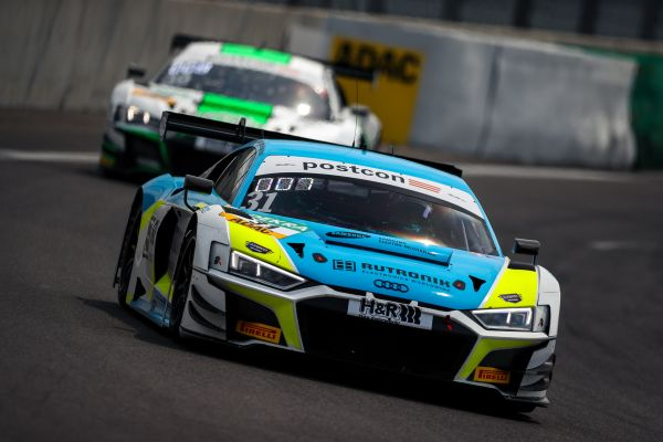 Pure excitement as ADAC GT Masters title chase goes into penultimate round