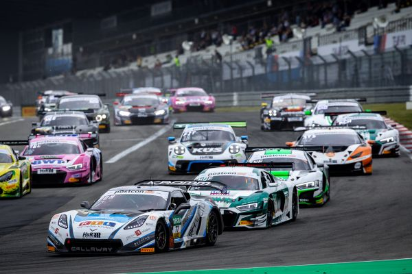 ADAC GT Masters at Hockenheim: Plenty of excitement with 33 GT3 racing cars - livestream