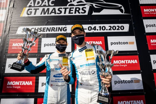 Thrilling to the end: We present the top contenders for the ADAC GT Masters title