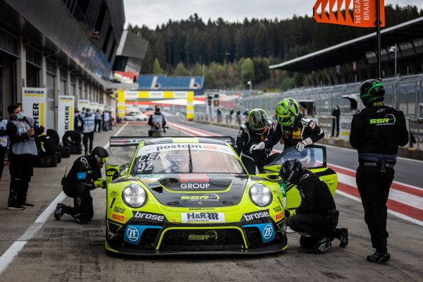 SSR Performance: From ADAC GT Masters newbies to double champions