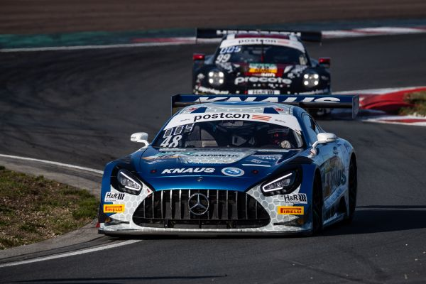 ADAC GT Masters Oschersleben qualifying 2 classification - Marciello on pole for final race