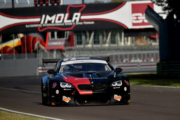 Team performance for BMW Team Italia in Imola