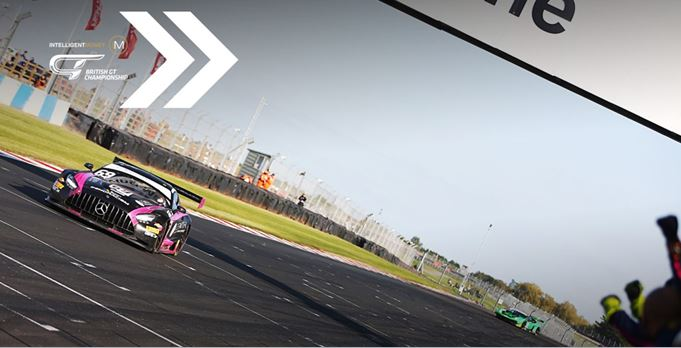 Intelligent Money British GT Championship at Donington Park races review, results and standings