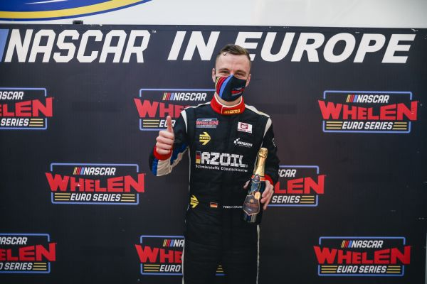 NASCAR GP ITALY- Dauenhauer grabs the first EuroNASCAR 2 pole of the season - full results
