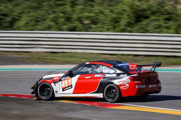 BMW, Sorg Rennsport and De los Milagros aim at securing 24H Series Continents titles in Mugello