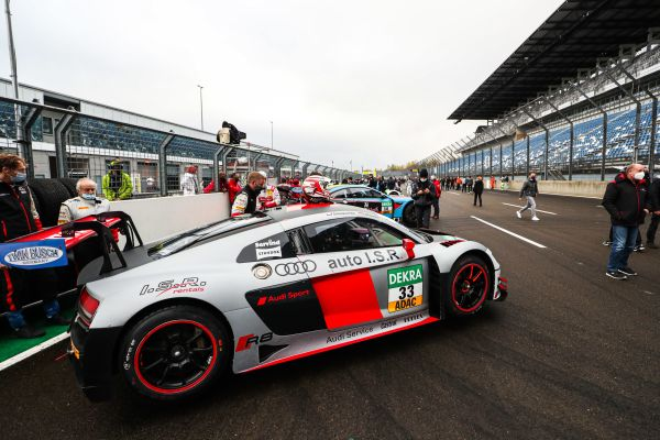 I.S.R. Racing aims to end the 2020 ADAC GT Masters' season on a high at Oschersleben