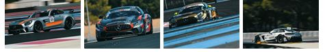Mercedes AMG Customer racing teams success around the world