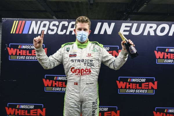 NASCAR GP BELGIUM -Lasse Soerensen snatches Pole Award in a thrilling ENPRO qualifying session
