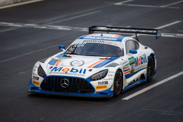 ADAC GT Masters Lausitzring race 2 classification - Zakspeed Mercedes takes victory