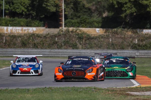 MP Motorsport is the first outright 'Coppa Florio' polesitter since 1981  - results