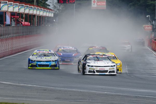 NASCAR GP BELGIUM - High stakes at Zolder