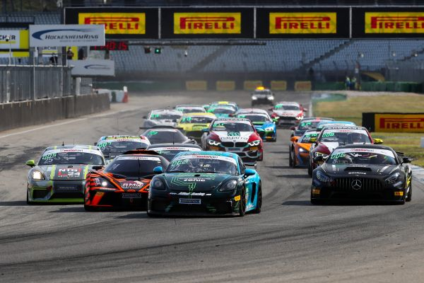 ADAC GT4 Germany calendar 2021
