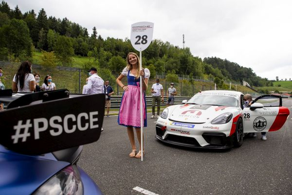 Porsche Sprint Challenge Central Europe Salzburgring Summer Festival review